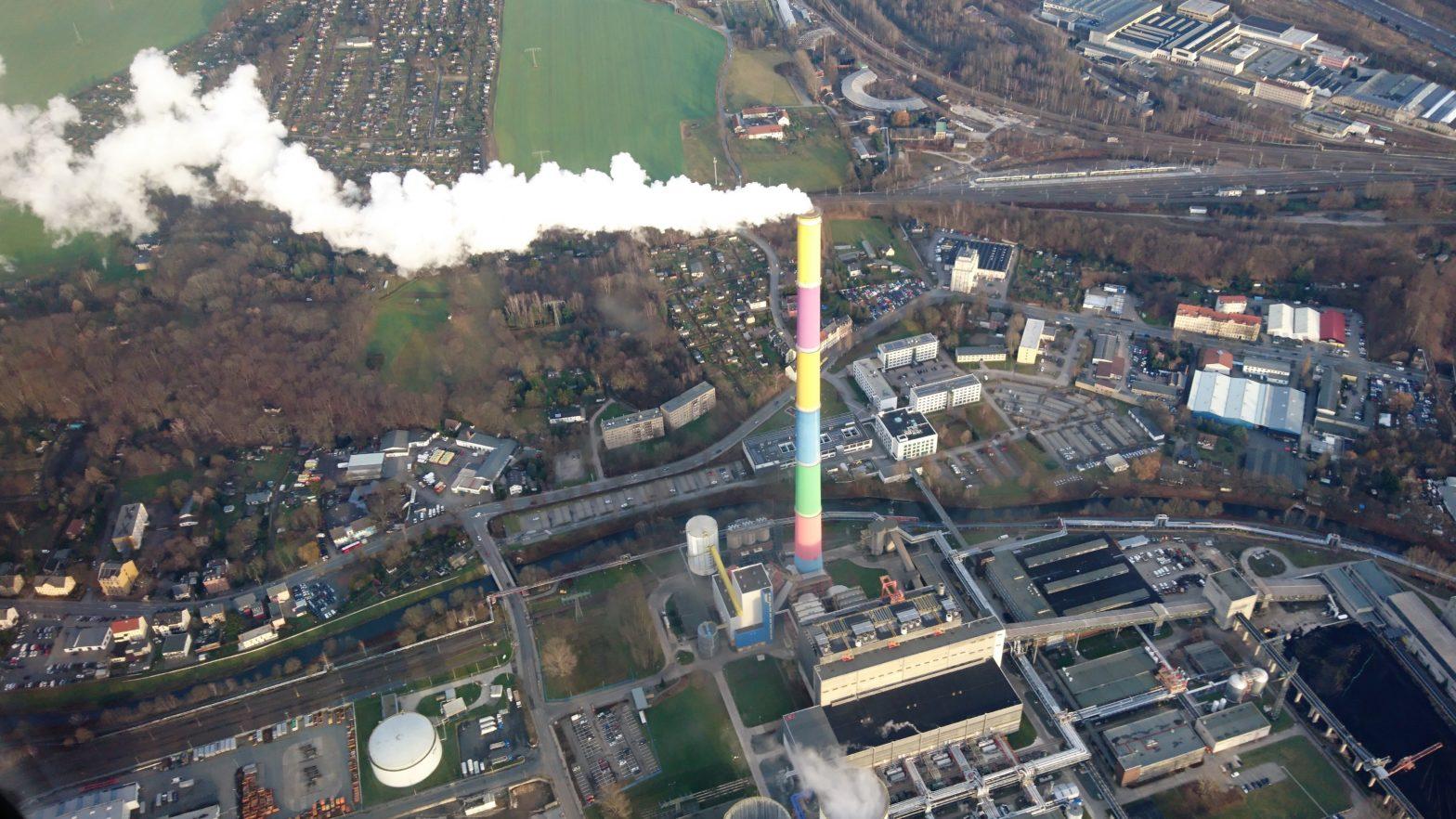 Heizkraftwerk Chemnitz-Nord