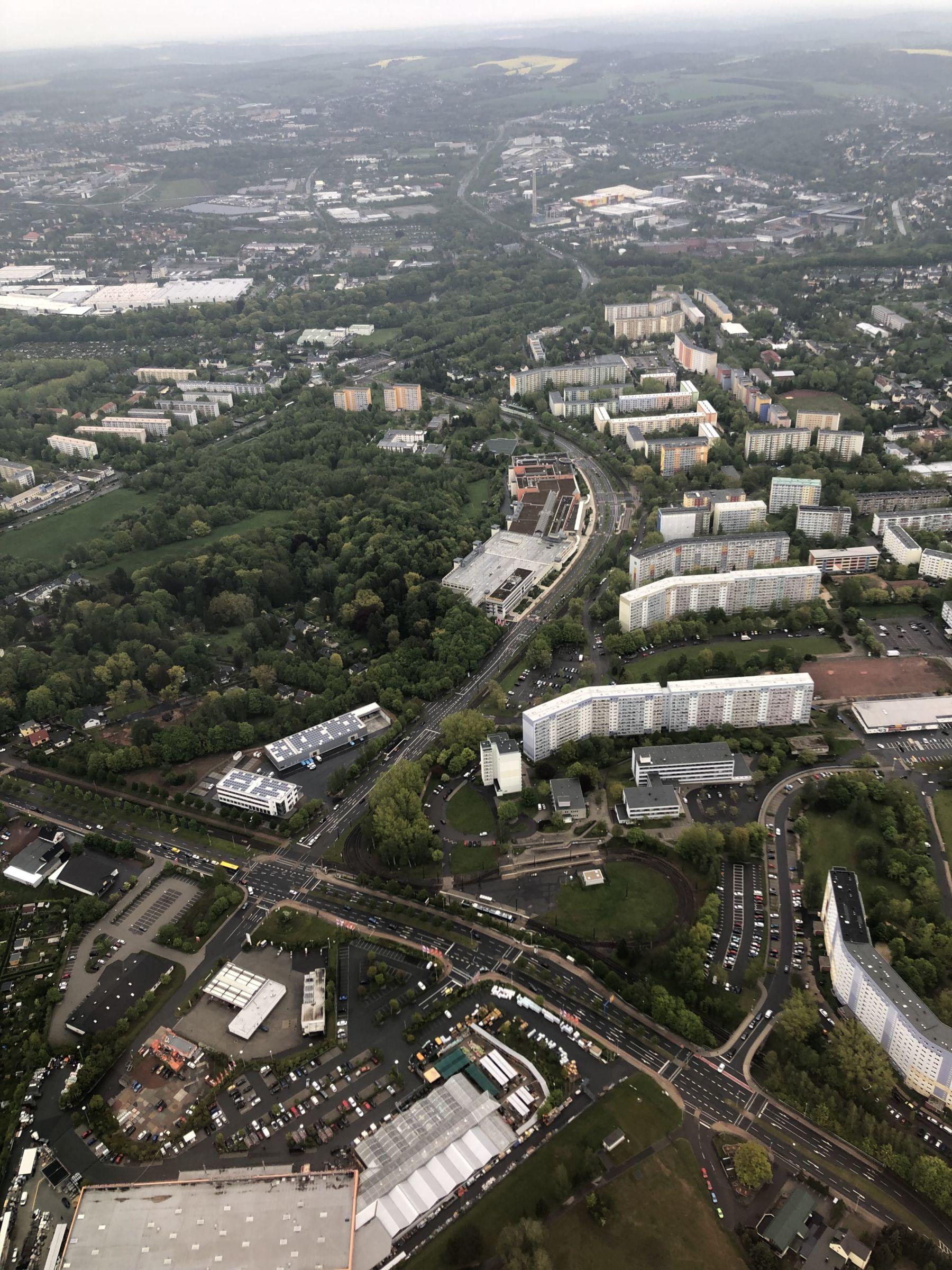 Chemnitz, Heckert-Gebiet